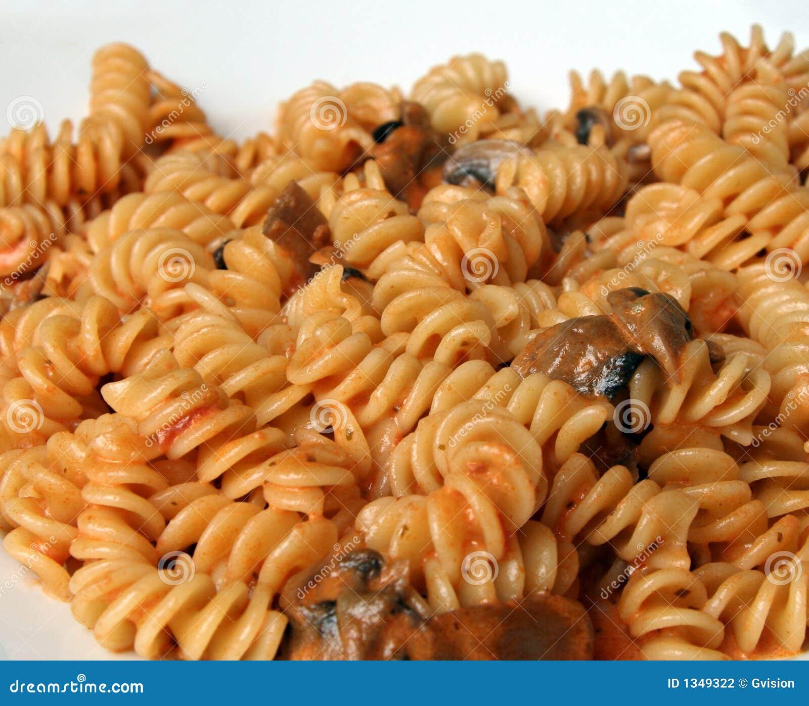 Mycètes de Fusilli