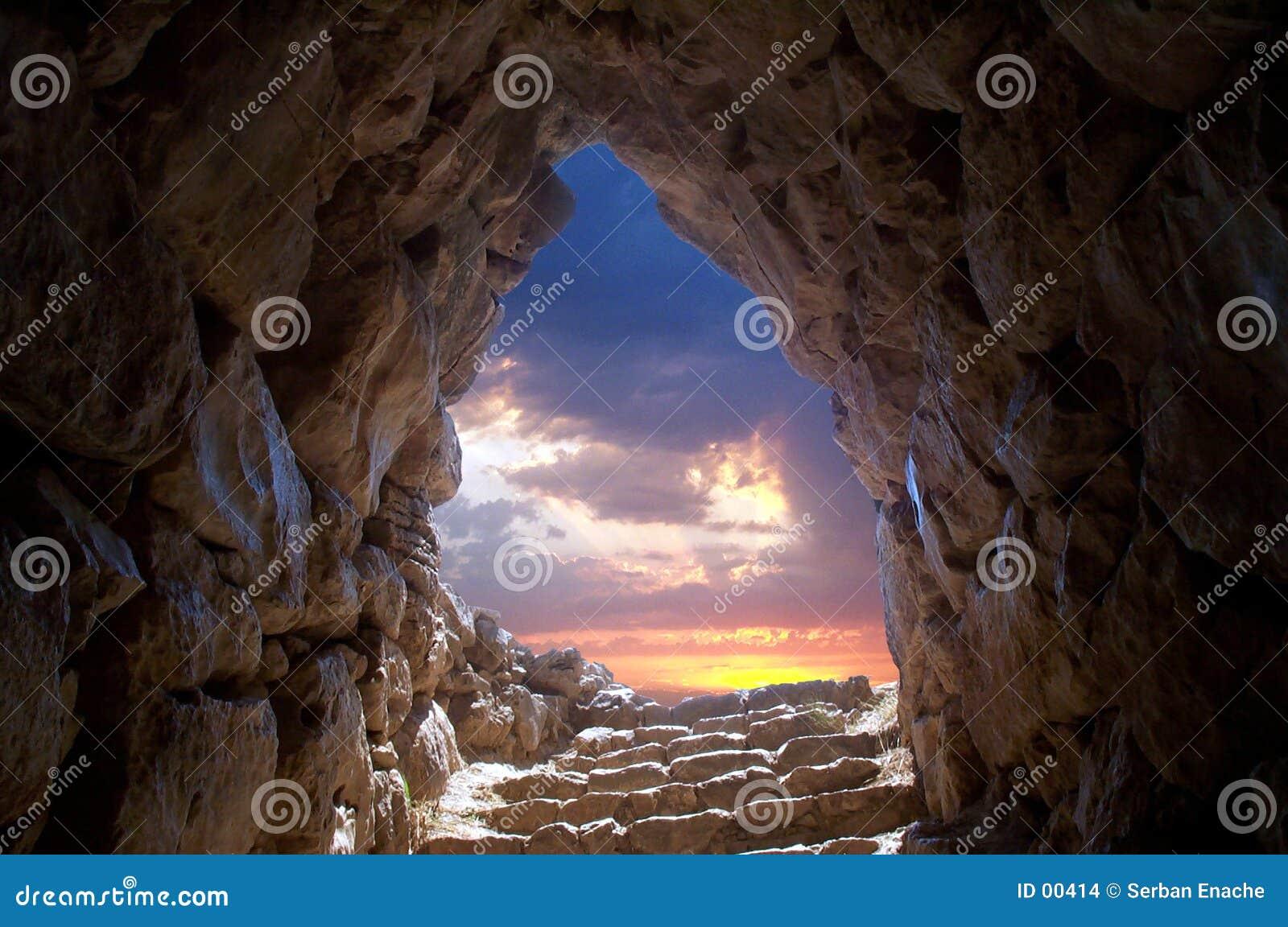 Mycenae подземелья