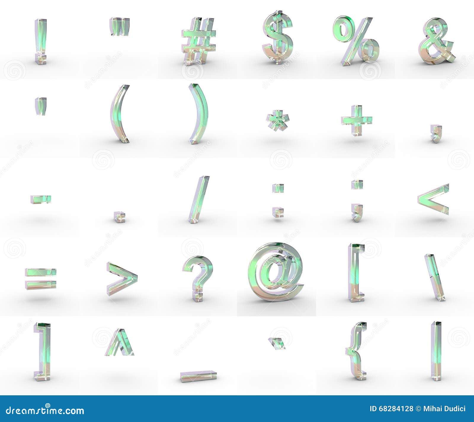 Mydlani symbole