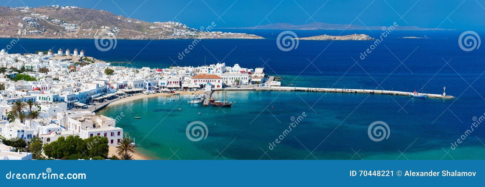 Mykonos Insel