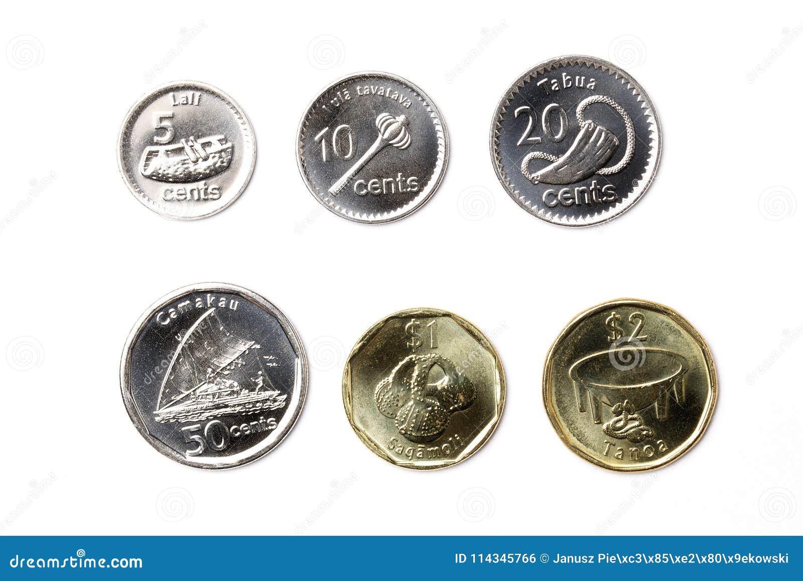 Mynt från Fiji