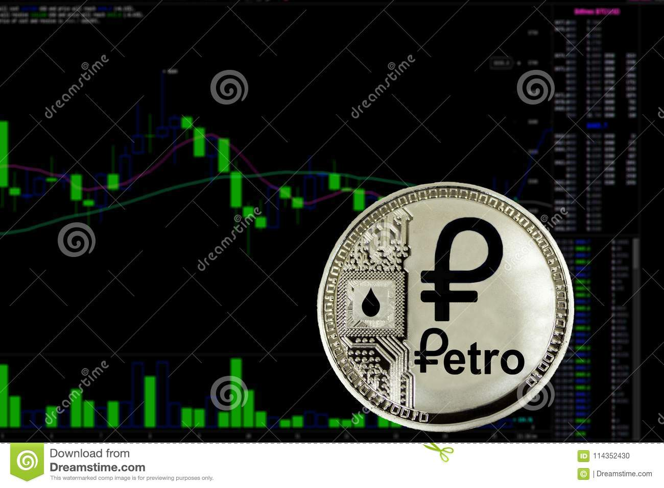 Myntcryptocurrency Petro