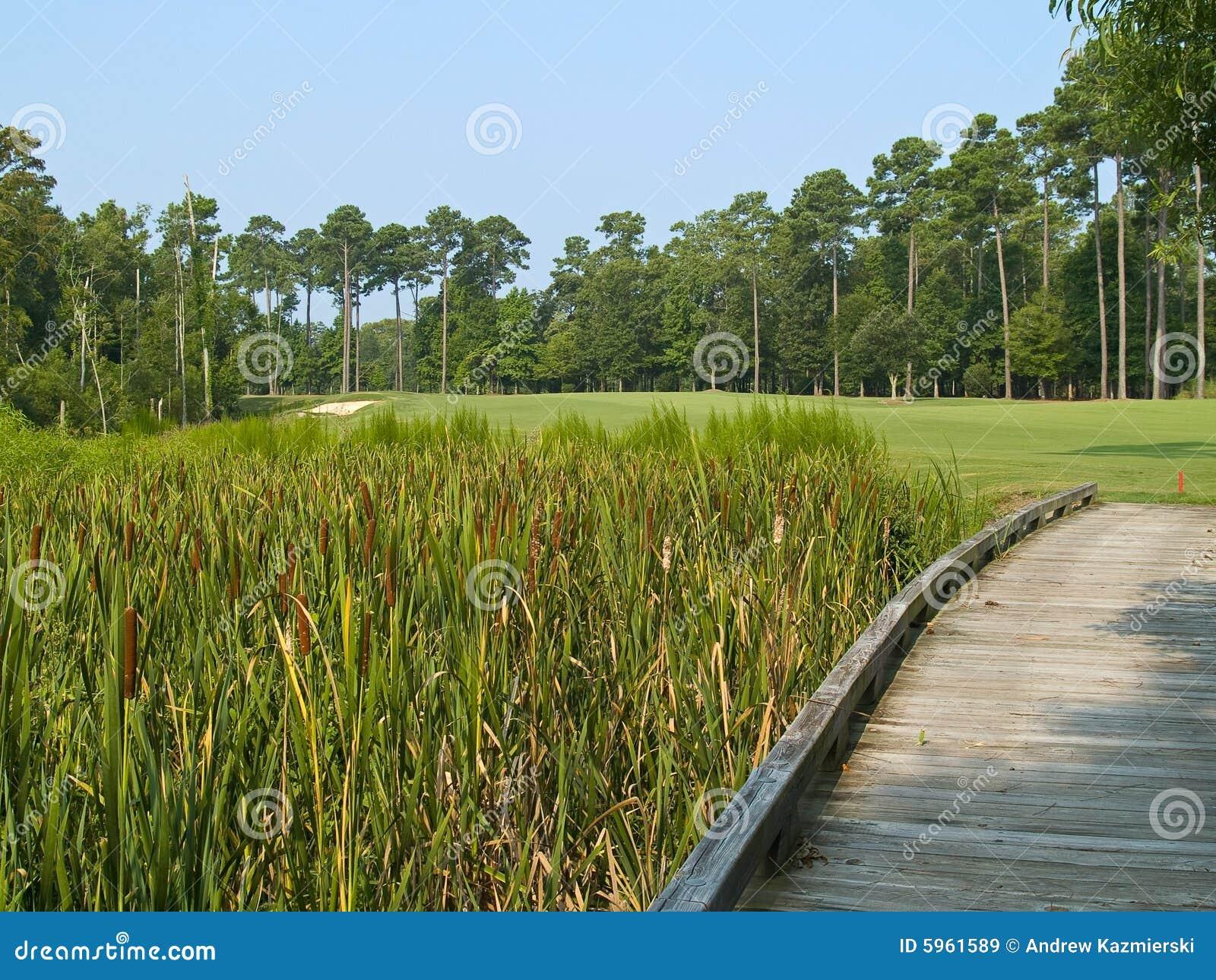 Myrtle Beach高尔夫球场