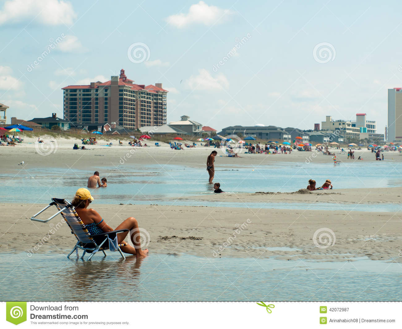 myrtle beach editorial photography image of horry chair 42072987