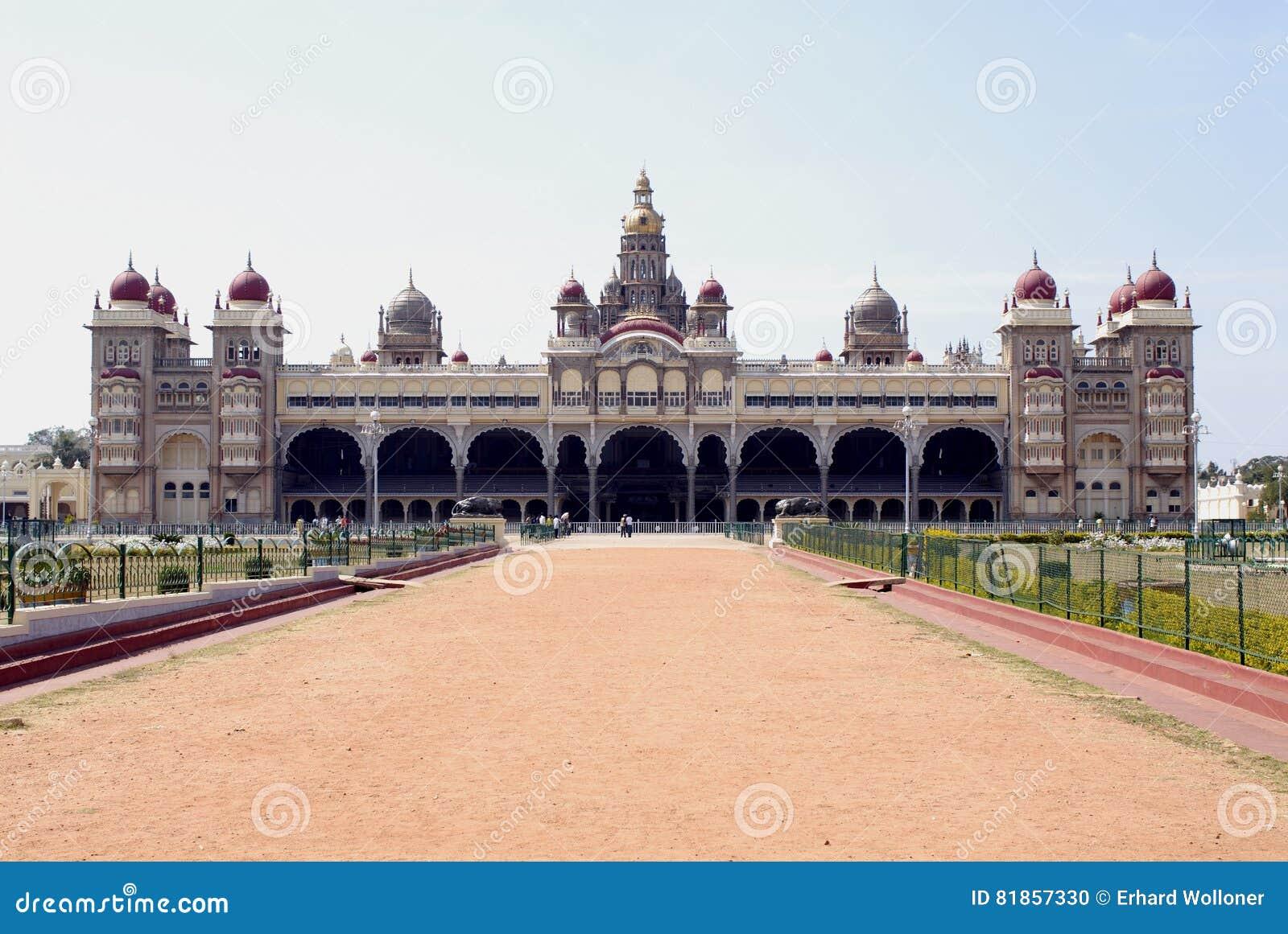 Mysore Pałac, India