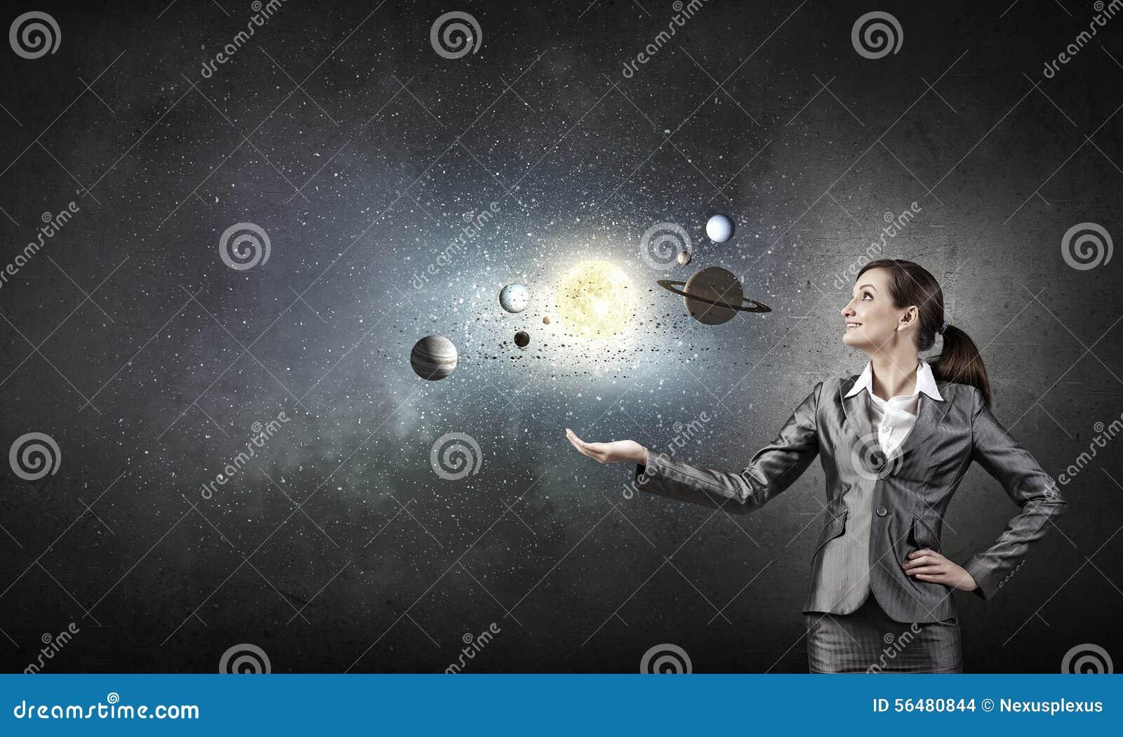 Mystères de l espace