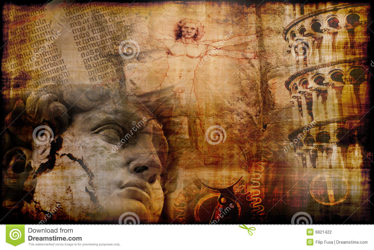 Mysteries of Italy stock photo. Image of knowledge, background - 6821422