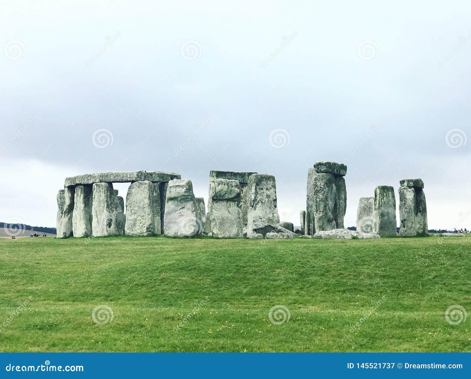 The Mysteries of Stone Henge
