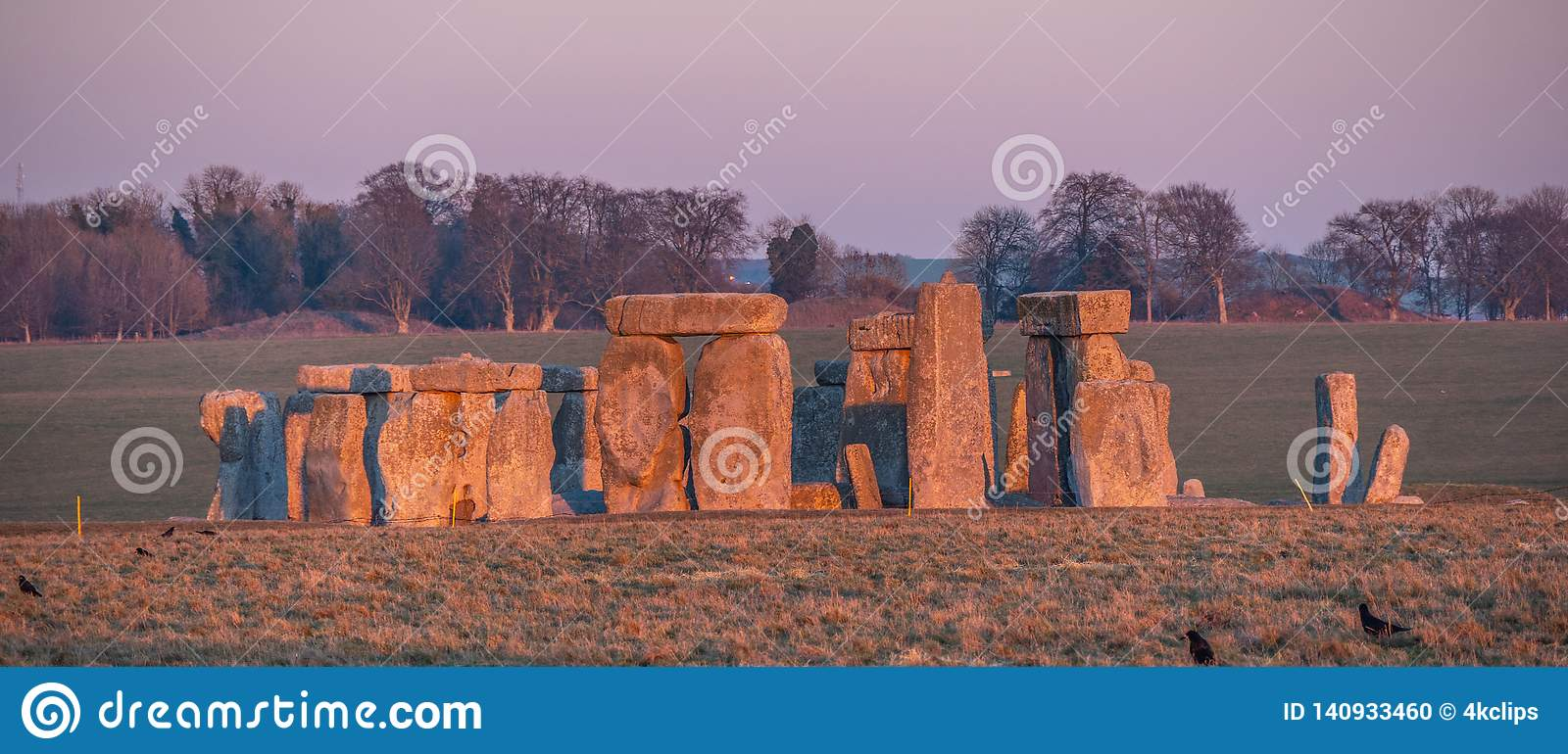 The mystery of Stonehenge in England