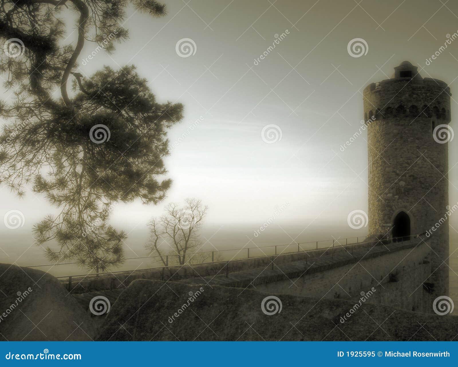 Mystic tower