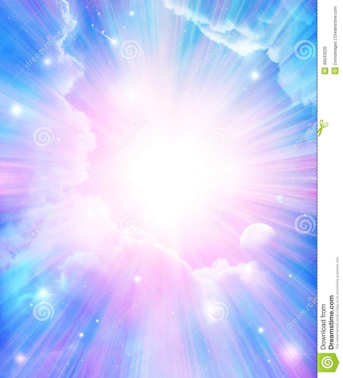 mystical background rays stock illustration image 46643220 planet clipart free plants clipart