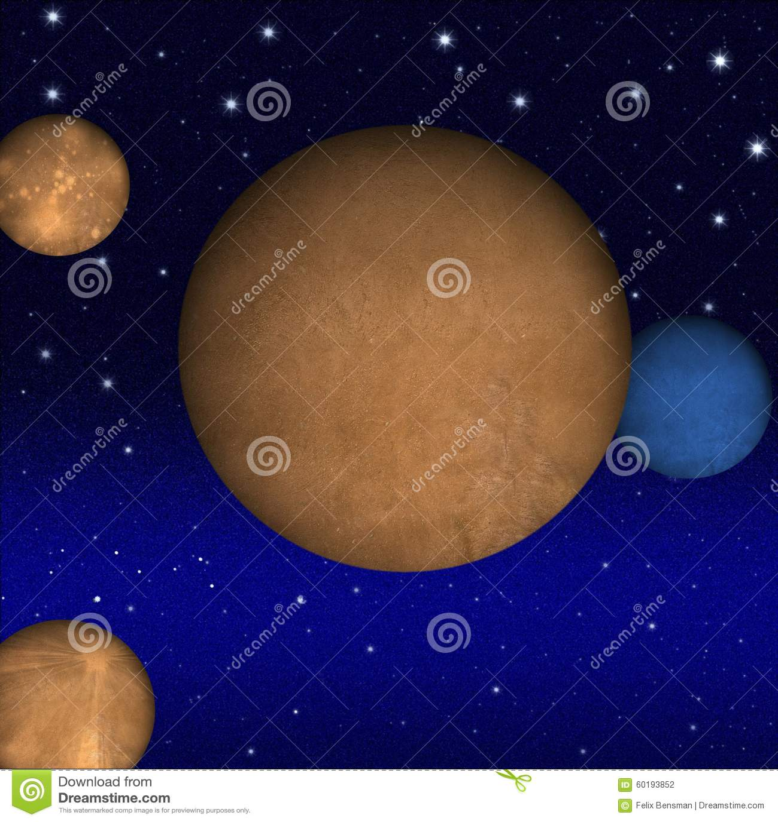 Mystiskt planet