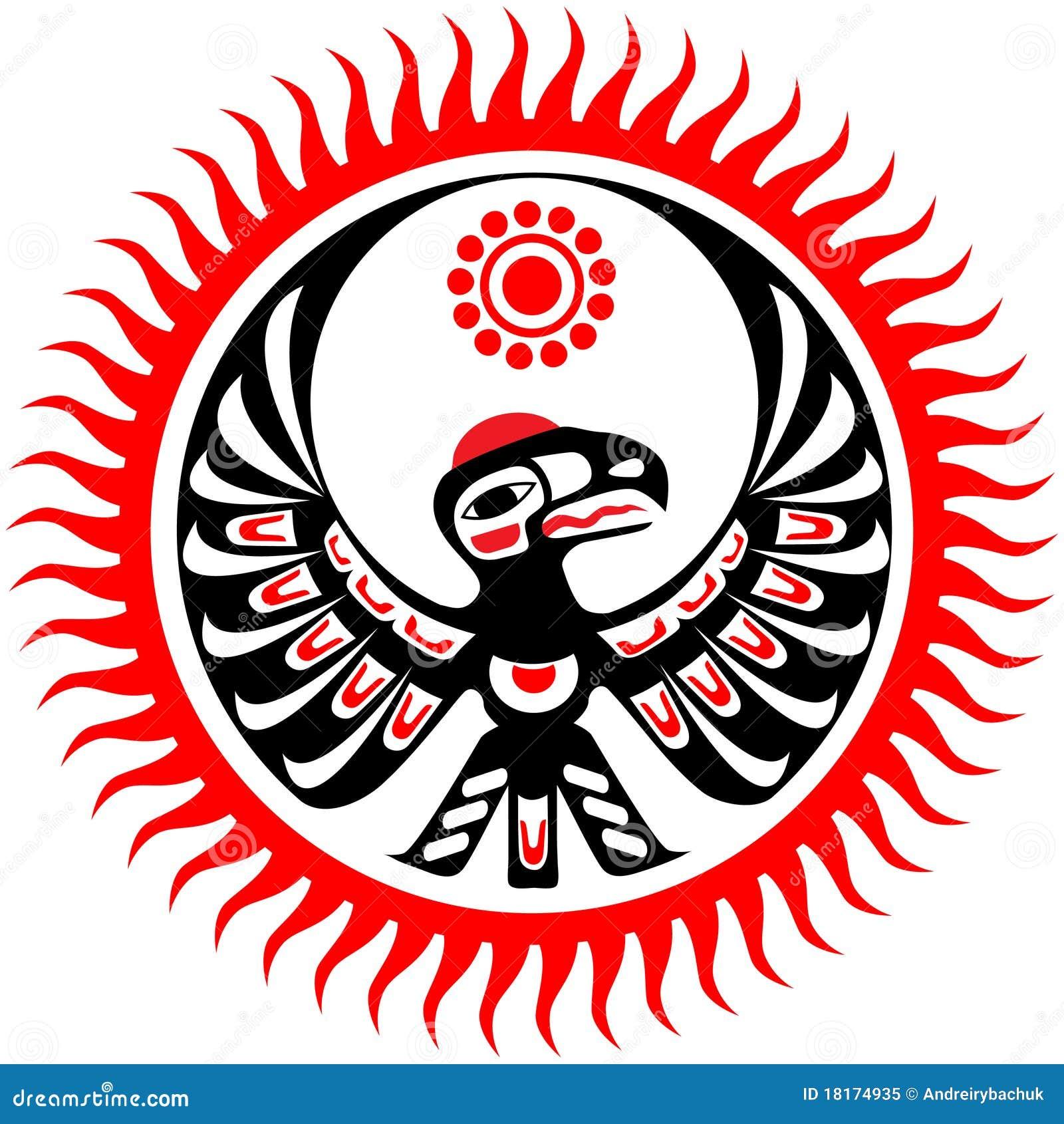 indian eagle symbol