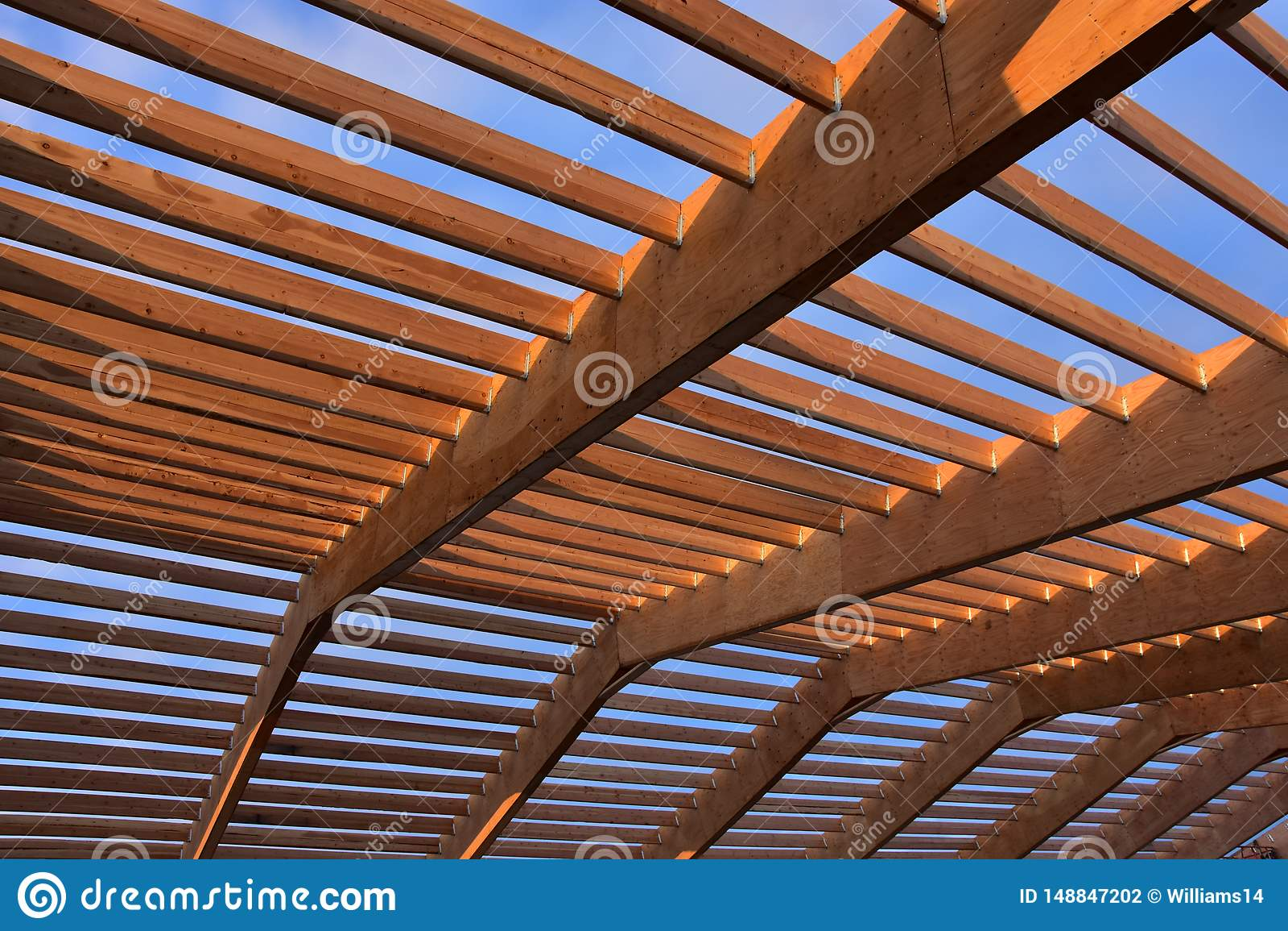 Nätverk av byggnadsmaterial