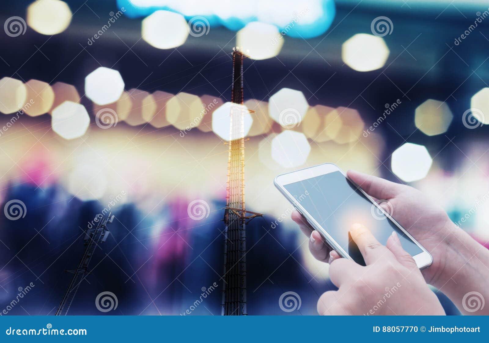 Nätverkandefolk och socialt nätverksbegrepp