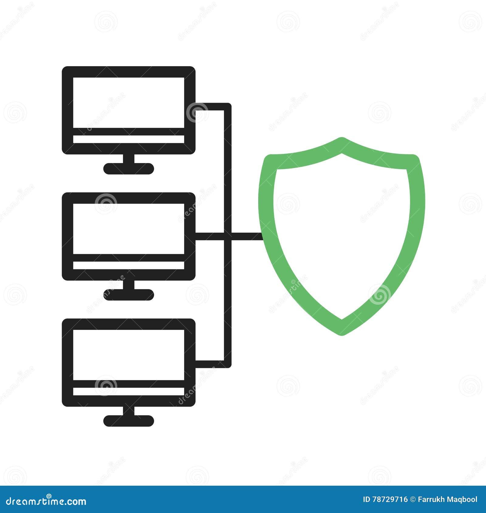Nätverksskydd