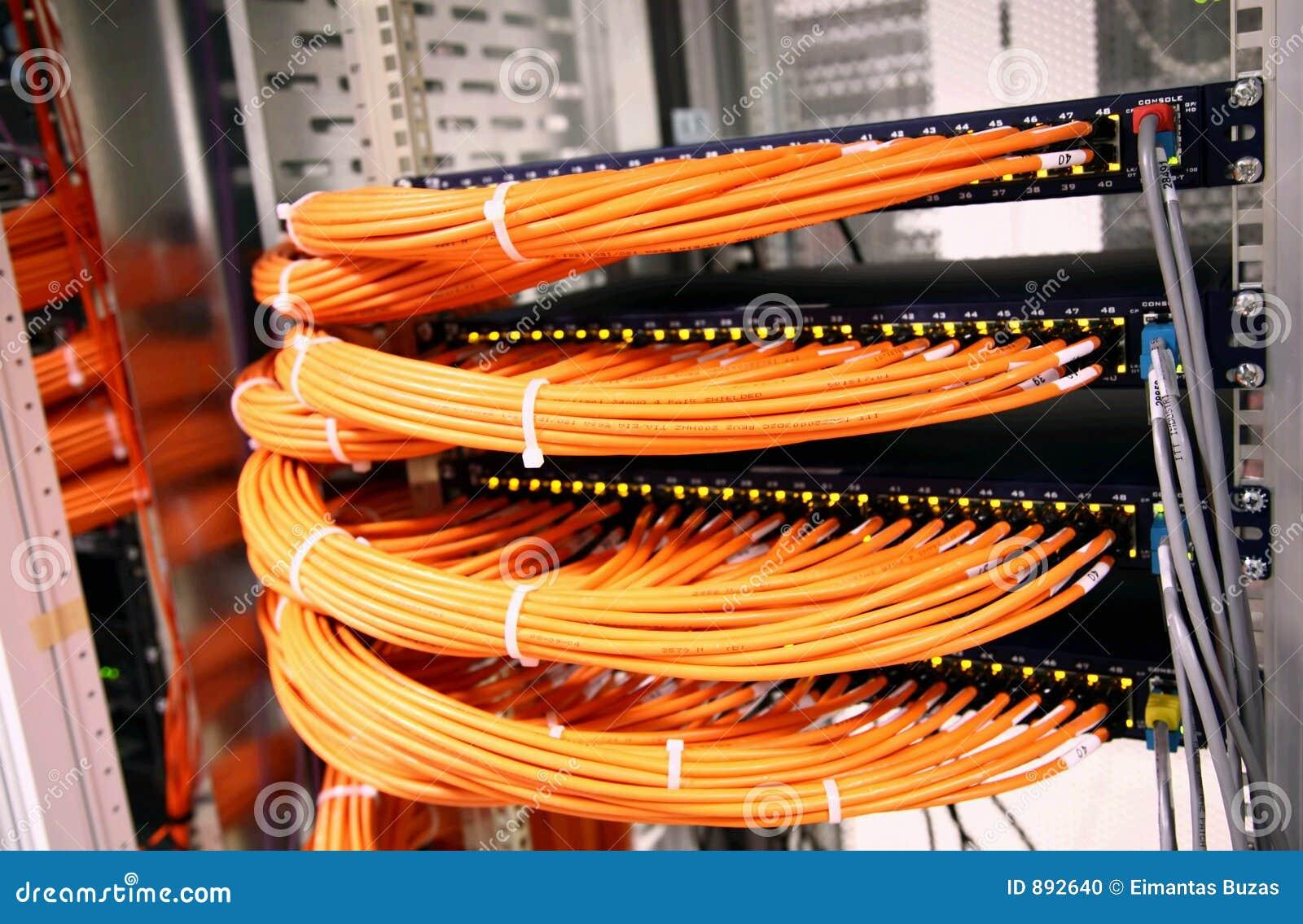 Nätverksströmbrytare
