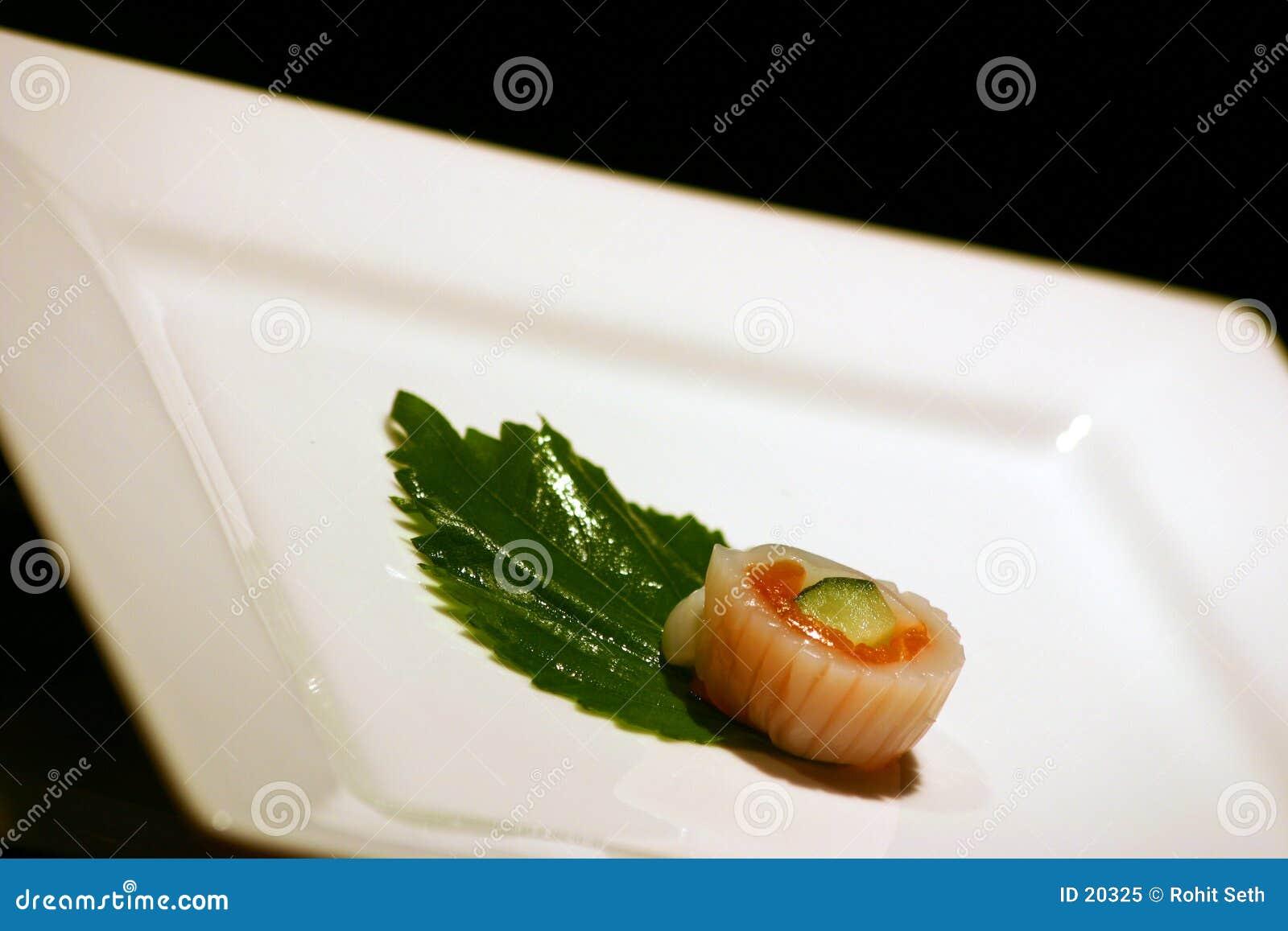 Någon sushi