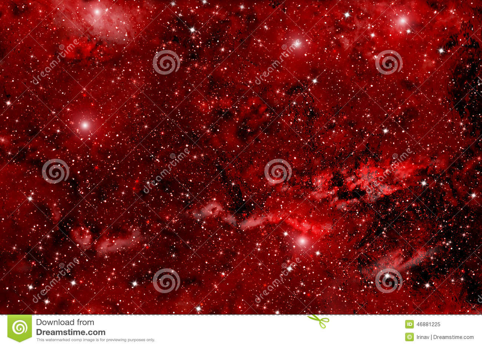Nébuleuse d étoile d espace lointain d univers