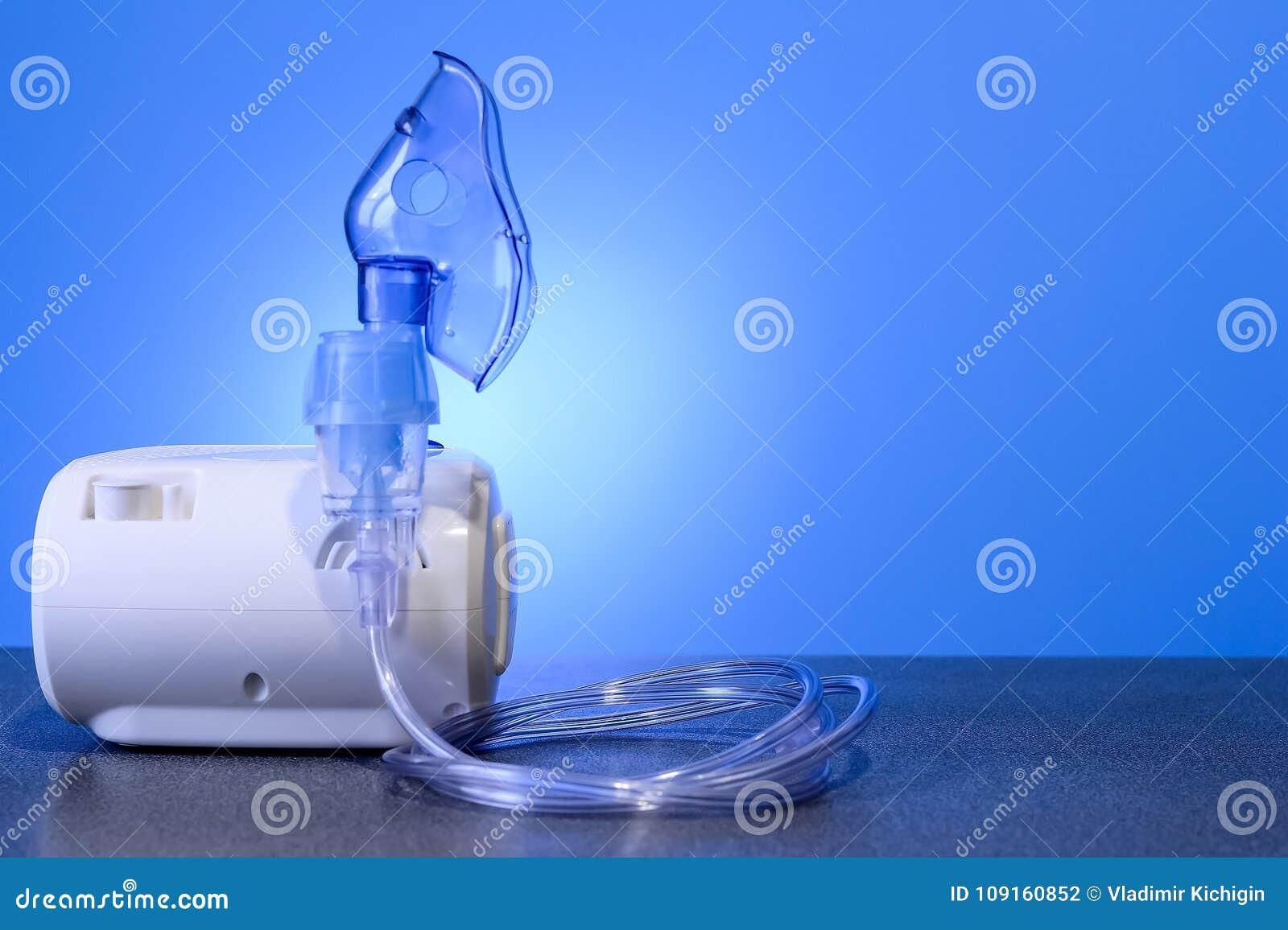 Nébuliseur médical pour le traitement de la bronchite Agains d appareil-photo