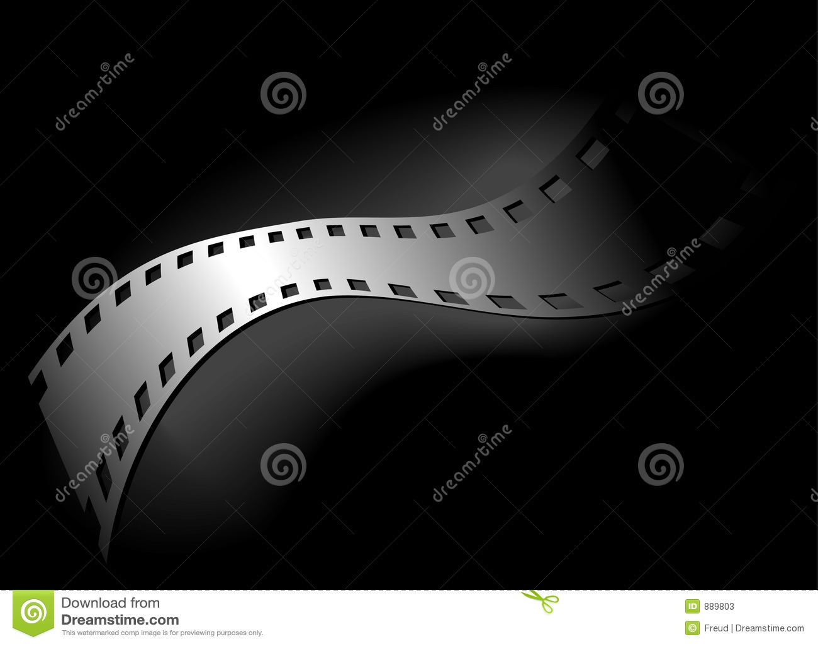 Négatif film de 35 millimètres