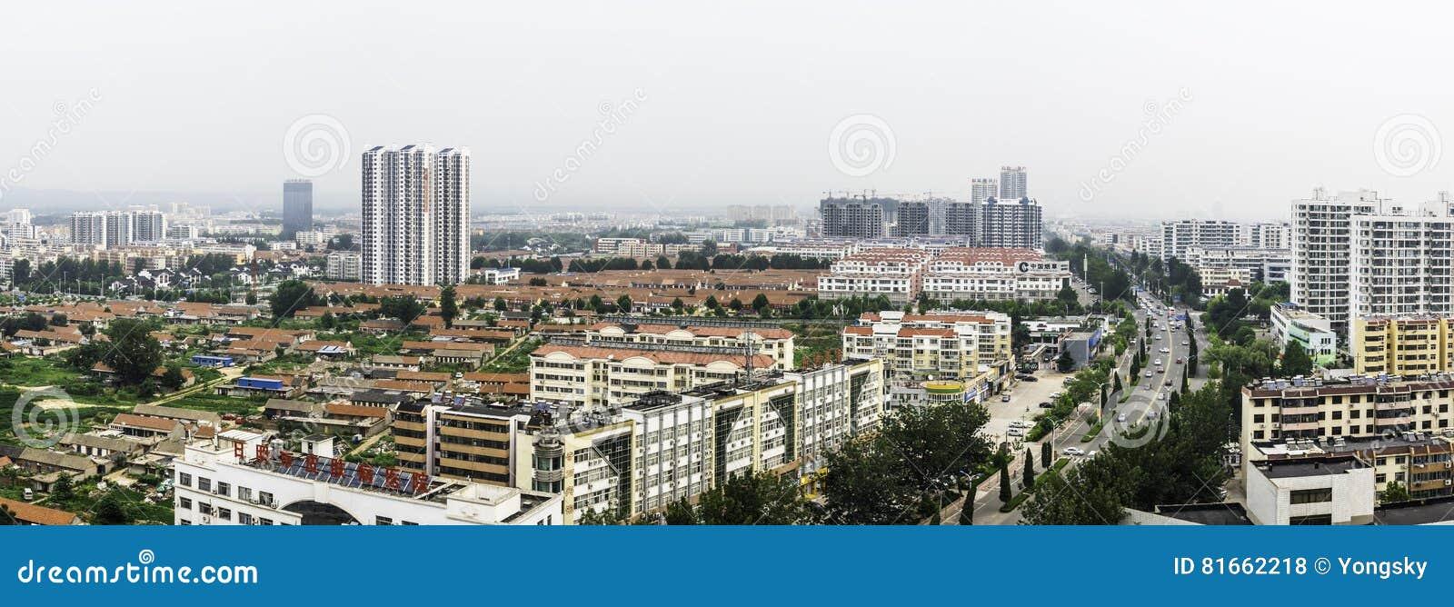 Négligence de la ville de Rizhao