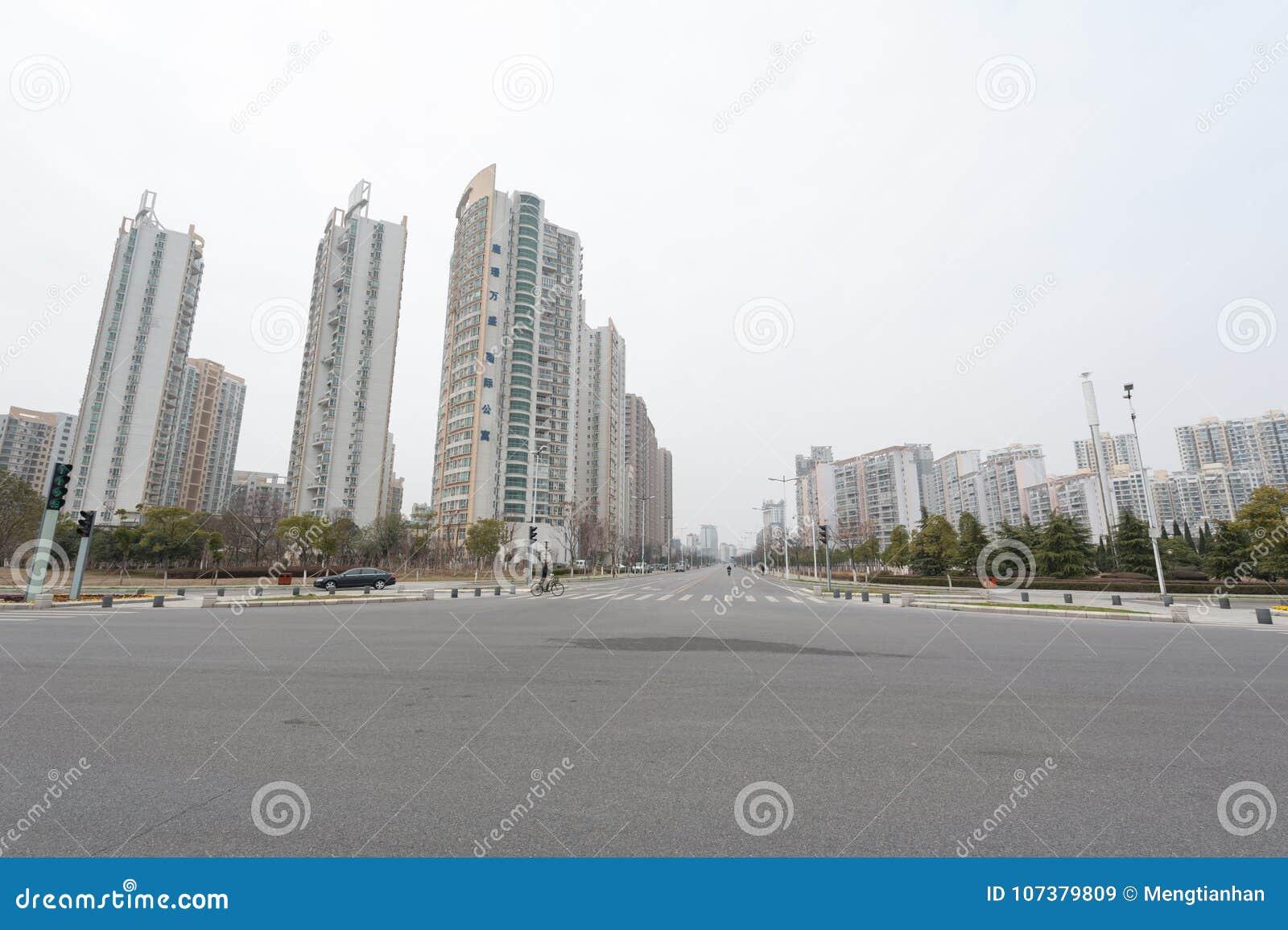 Négligence de la ville de Nan-Tchang Honggutan