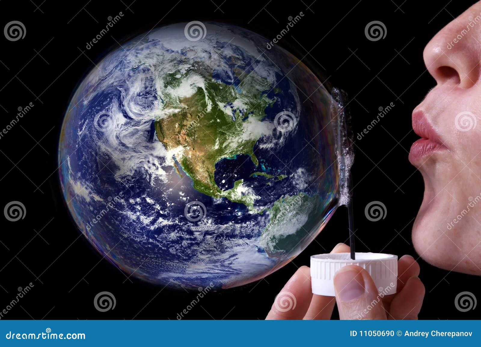 Nós criamos o mundo por nos