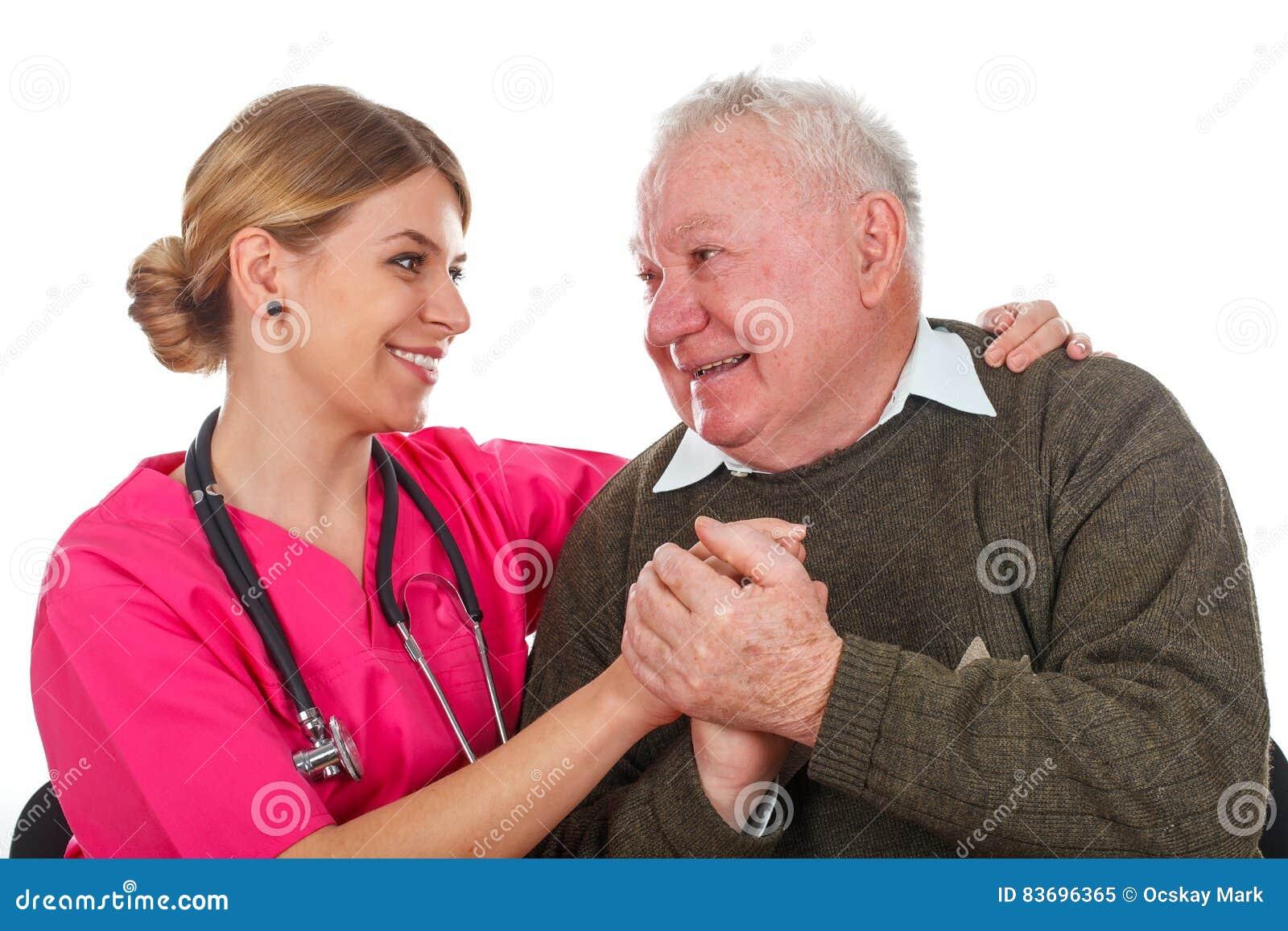 Nós importamo-nos com nossos pacientes