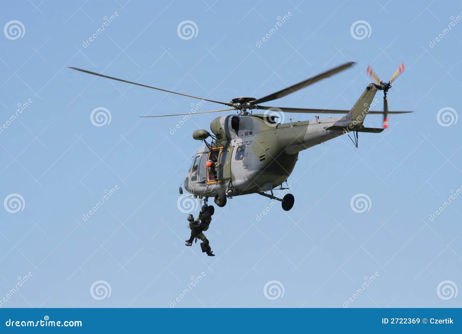 Nödlägehelikopter