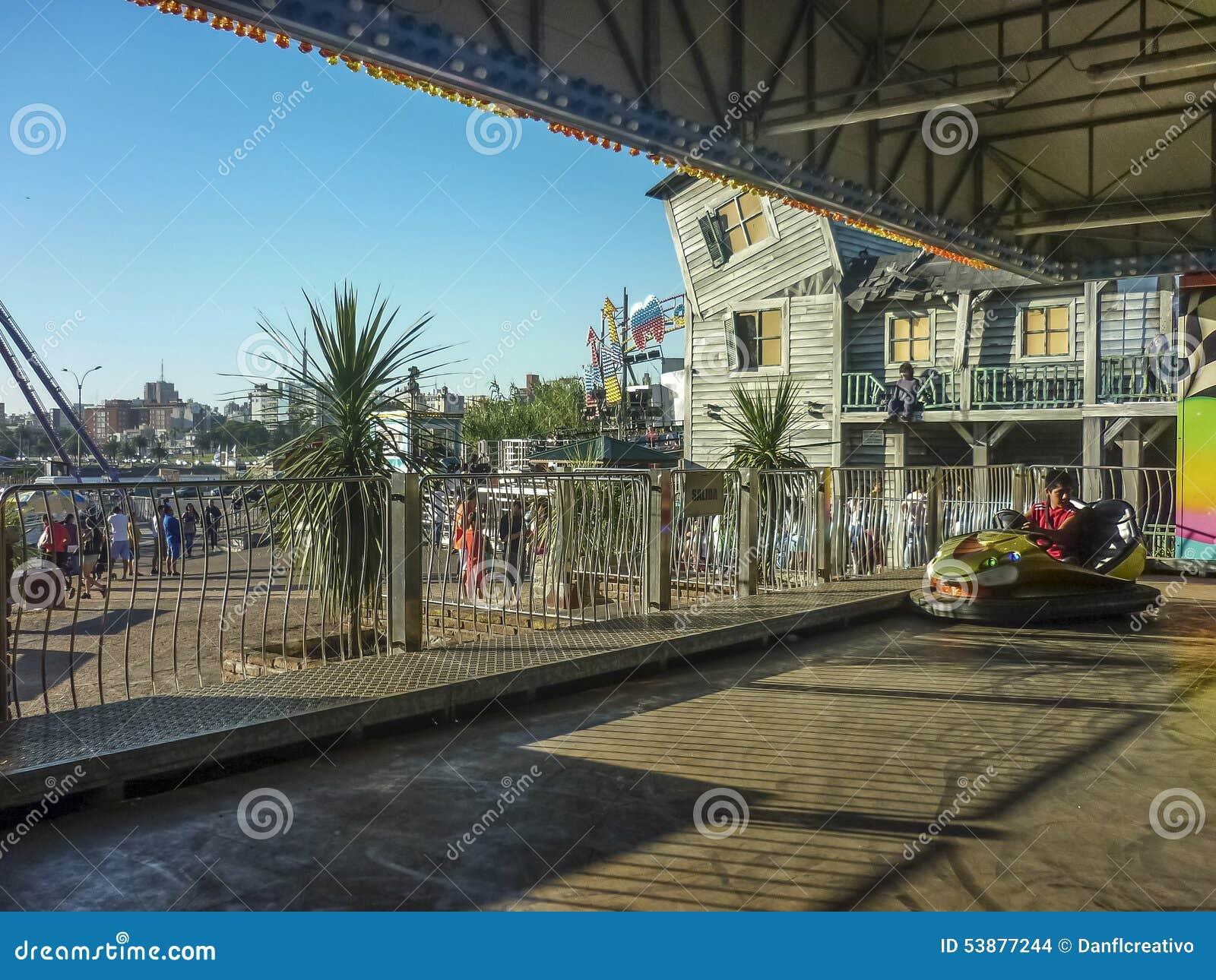 Nöjesfält i Montevideo