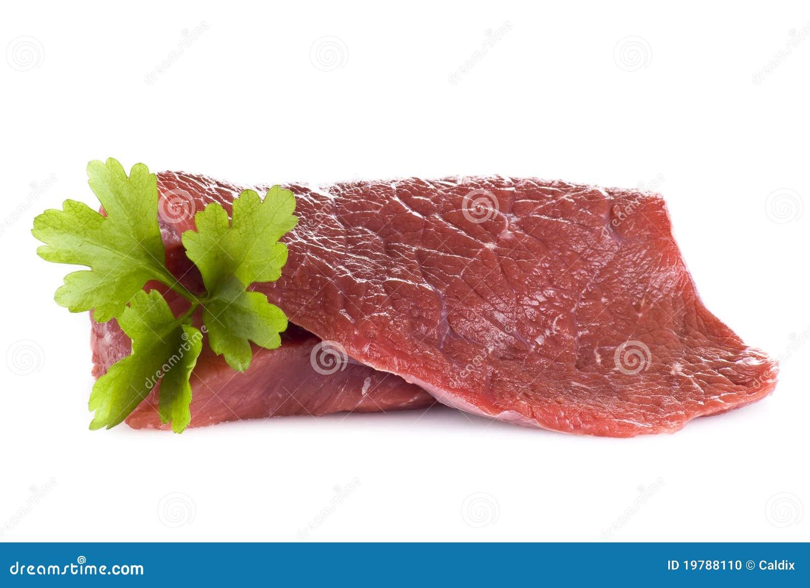 Nötkött som steker isolerad steak