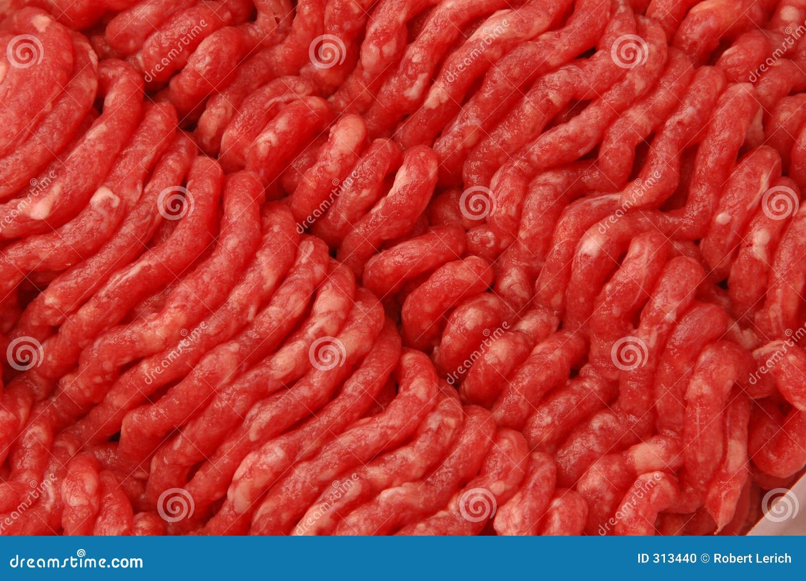 Nötköttjordning
