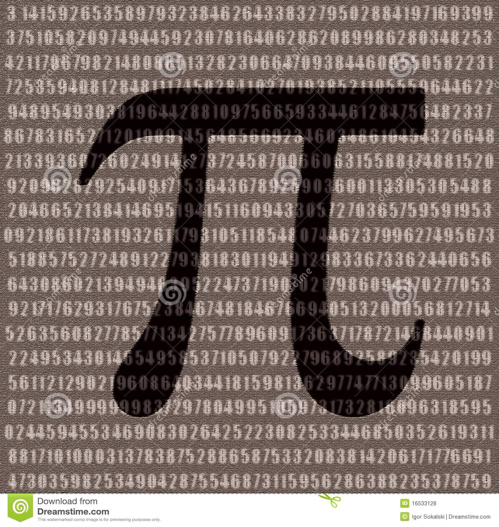 Número do Pi