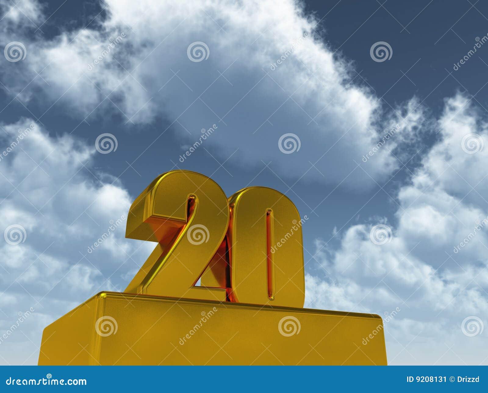 Número vinte