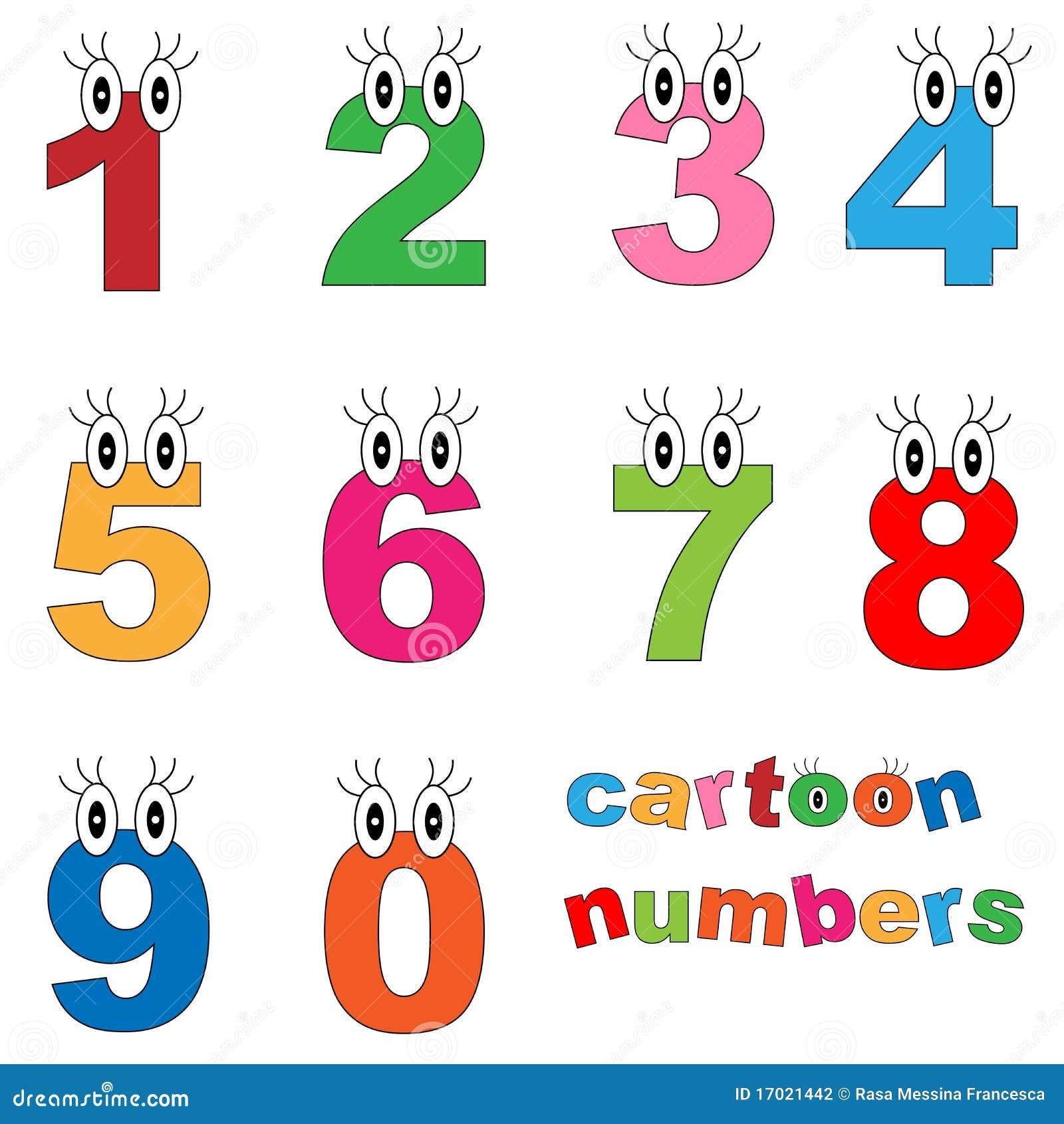 Números de la historieta