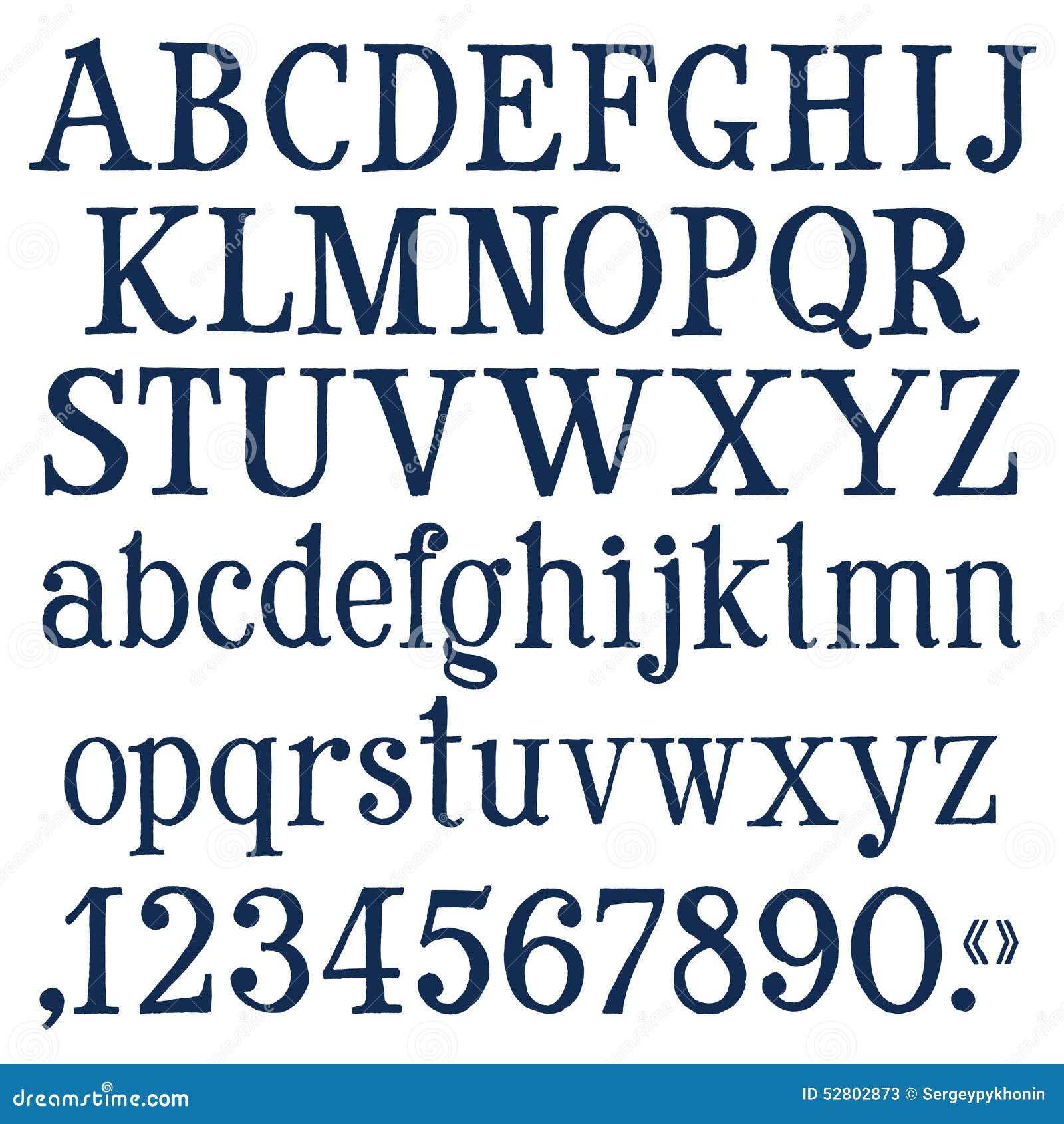 Numeros Y Plantilla Del Diseno Del Logotipo Del Vector De Las Letras