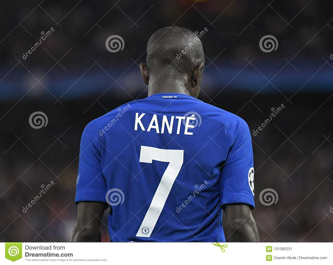 new styles 282b9 31263 N`Golo Kante editorial photo. Image of england, attack ...