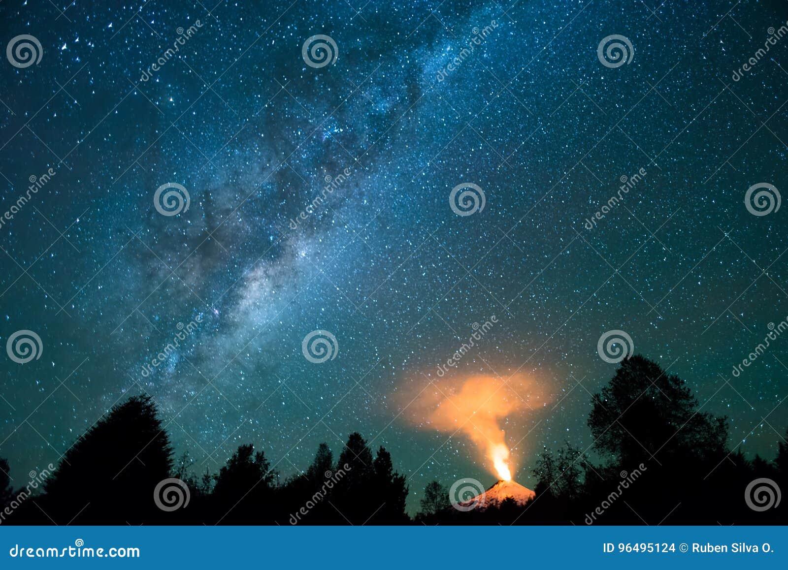22-04-2017 ³ n PucÃ, Чили Вулкан Villarrica