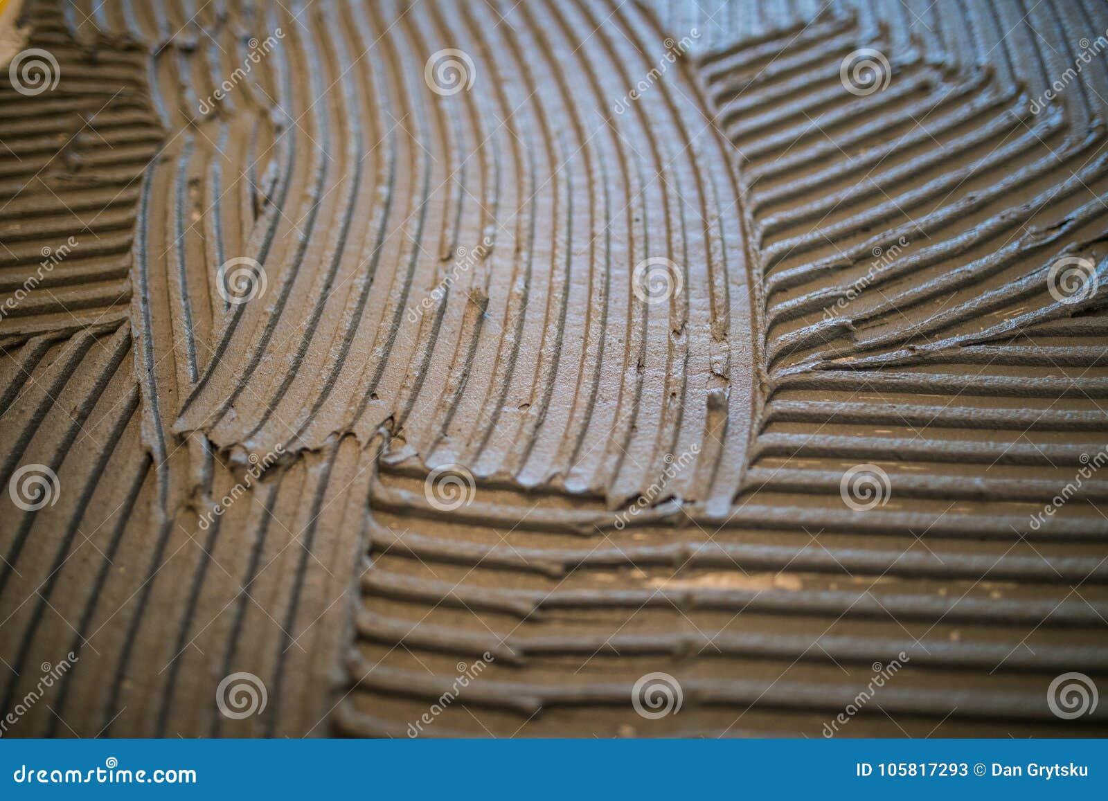 Na ścianie dachówkowy adhesive