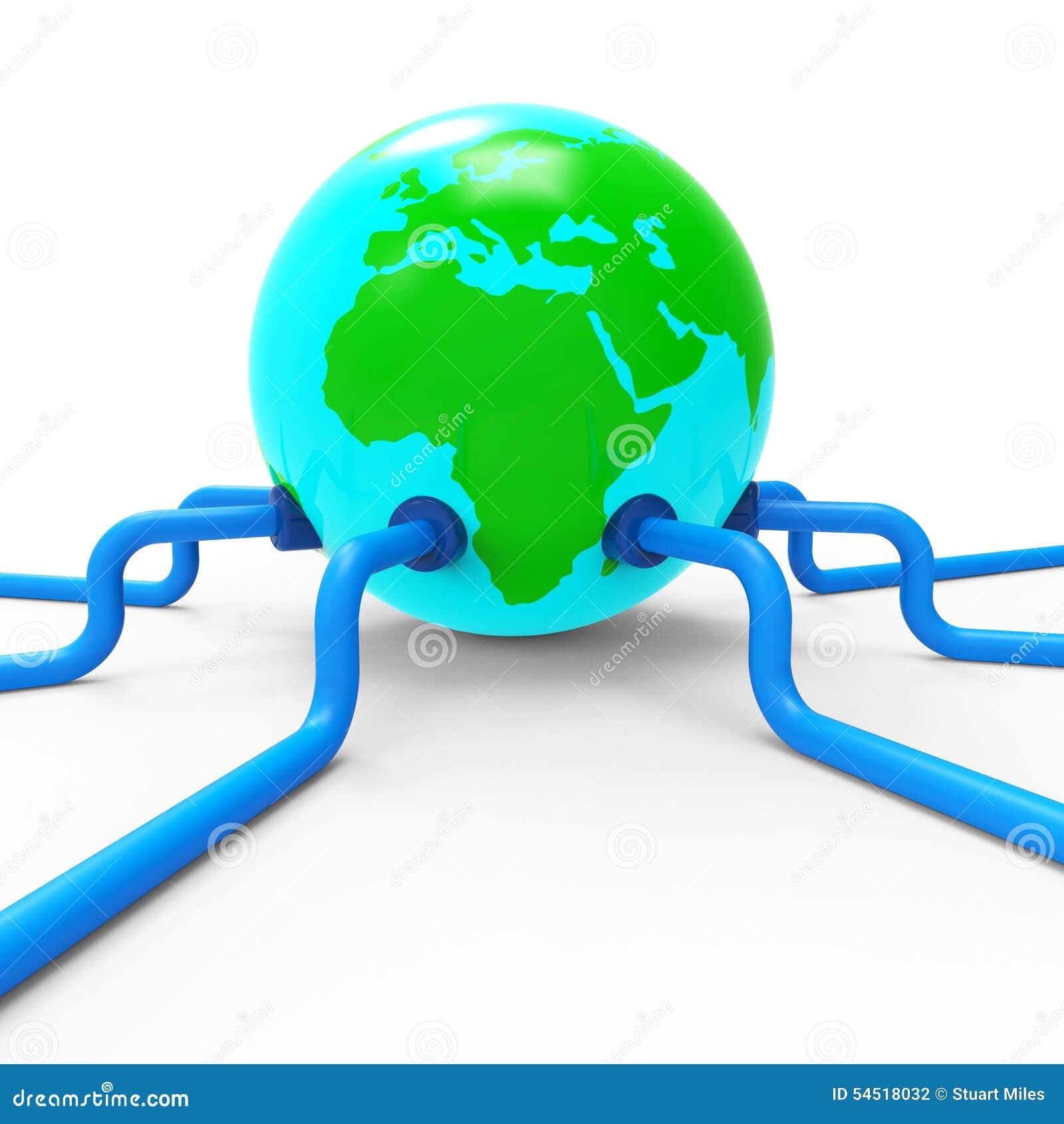 Na całym świecie Komunikuje sieć I