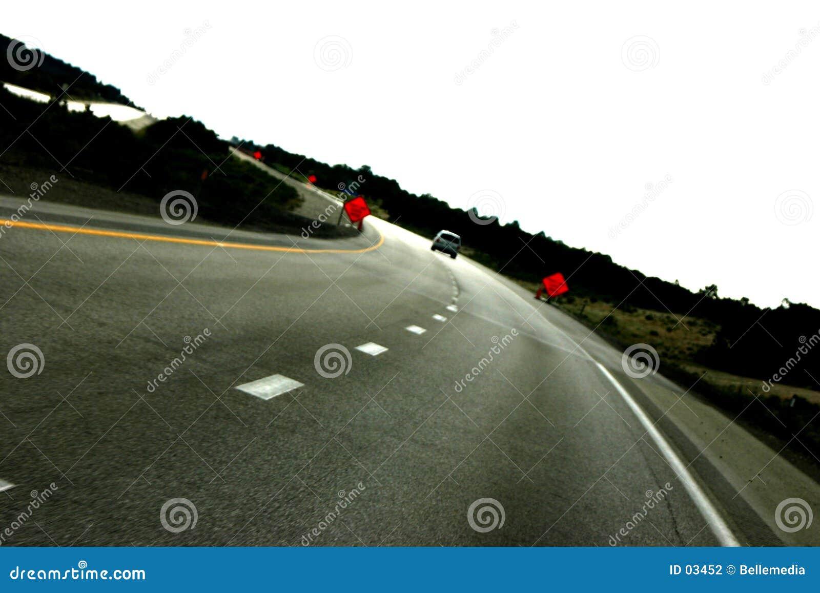 Na estrada outra vez