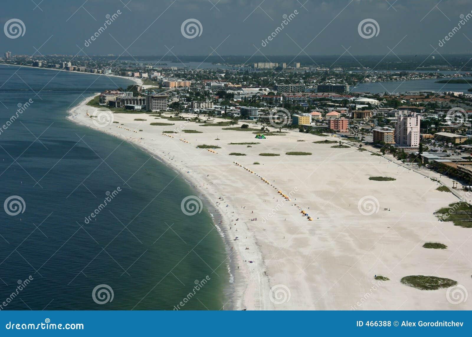 Na florydę na plaży