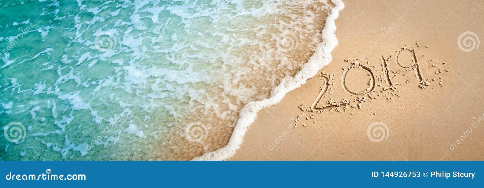 2019 Na plaży