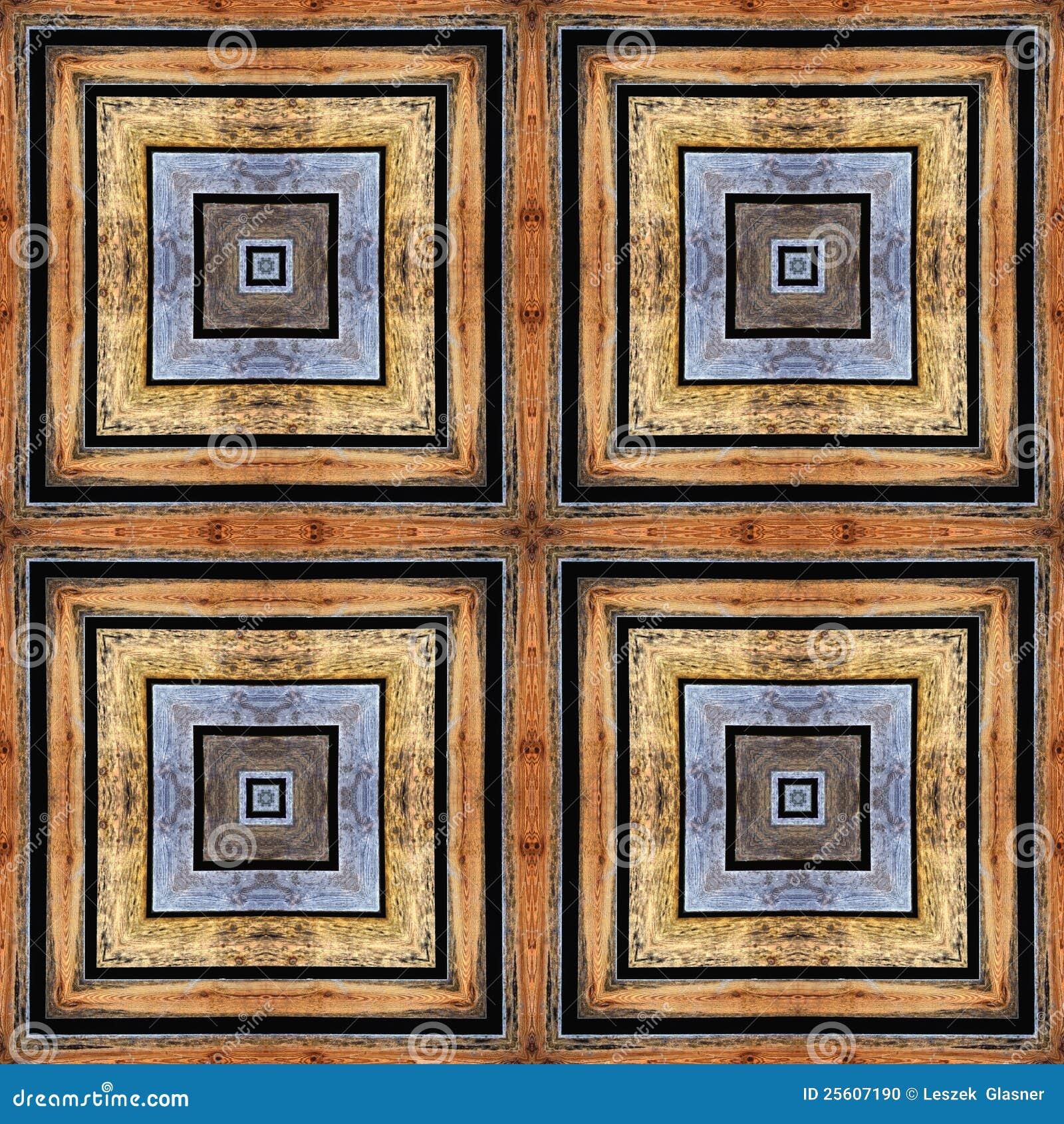 Naadloos houten patroon oude vloertegels stock foto afbeelding 25607190 - Oude patroon tegel ...