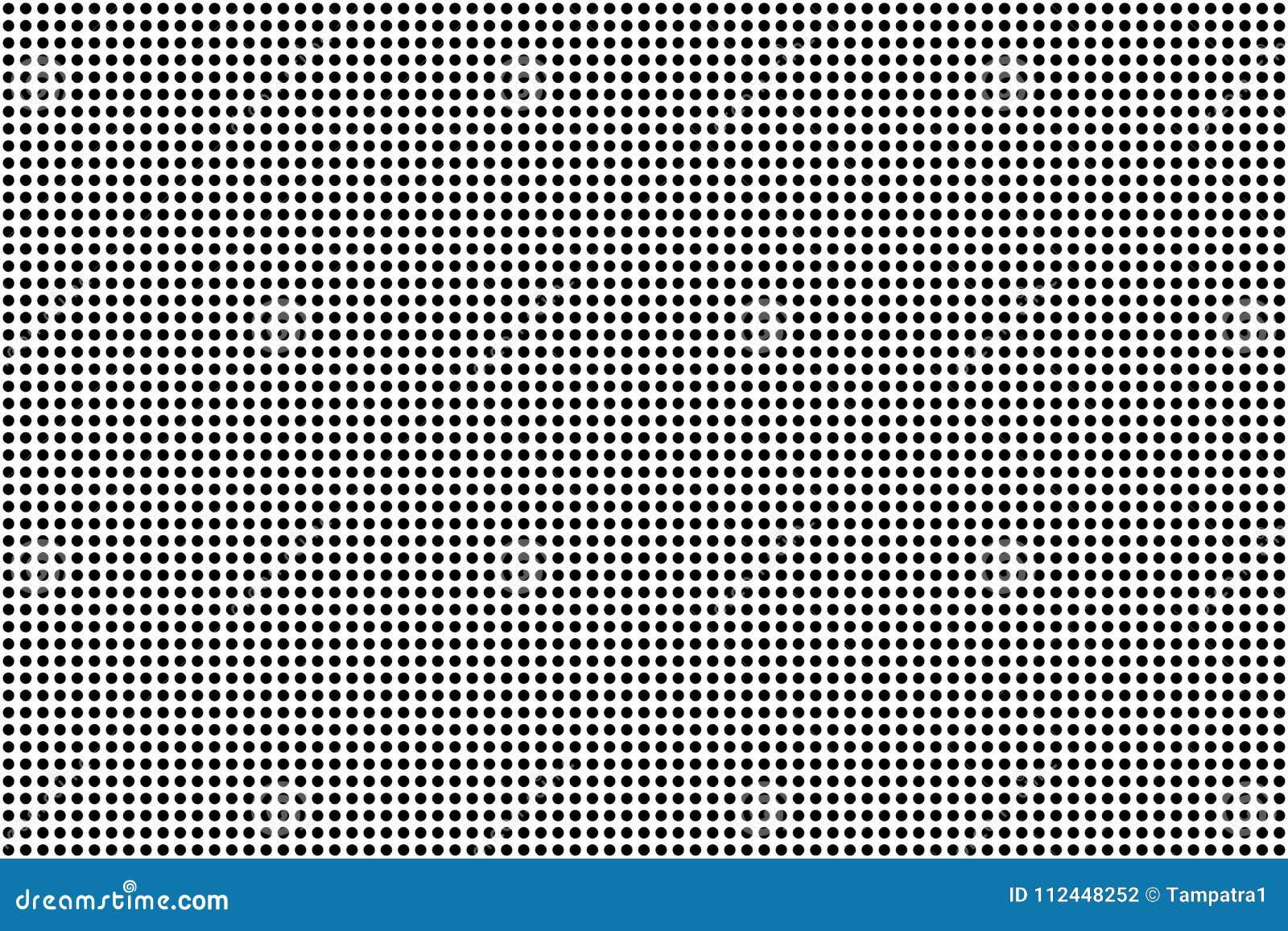 Naadloos stippatroon, patroon op witte achtergrond
