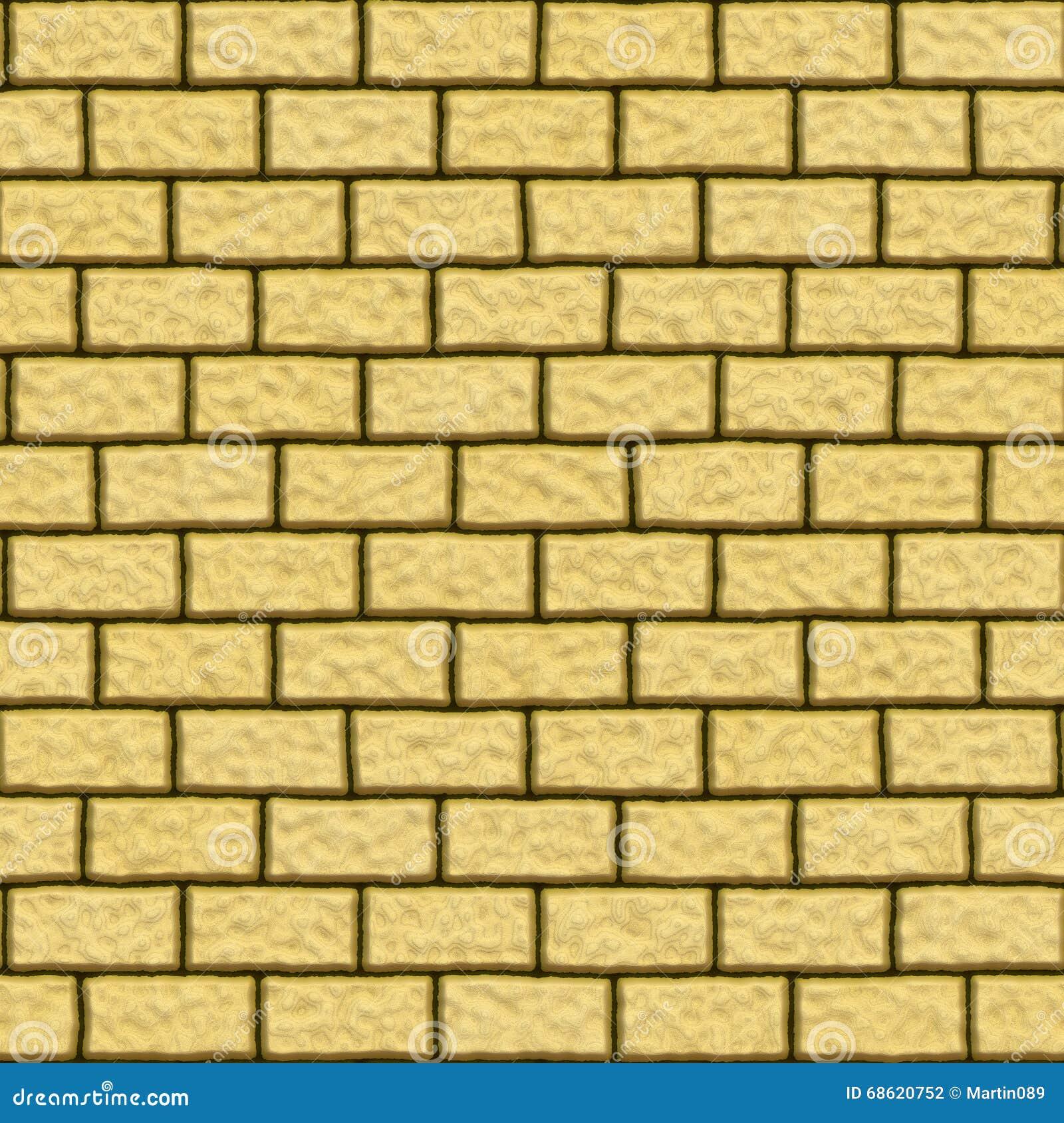 Naadloze bakstenen muur stock illustratie afbeelding 68620752 - Muur steen duidelijk ...