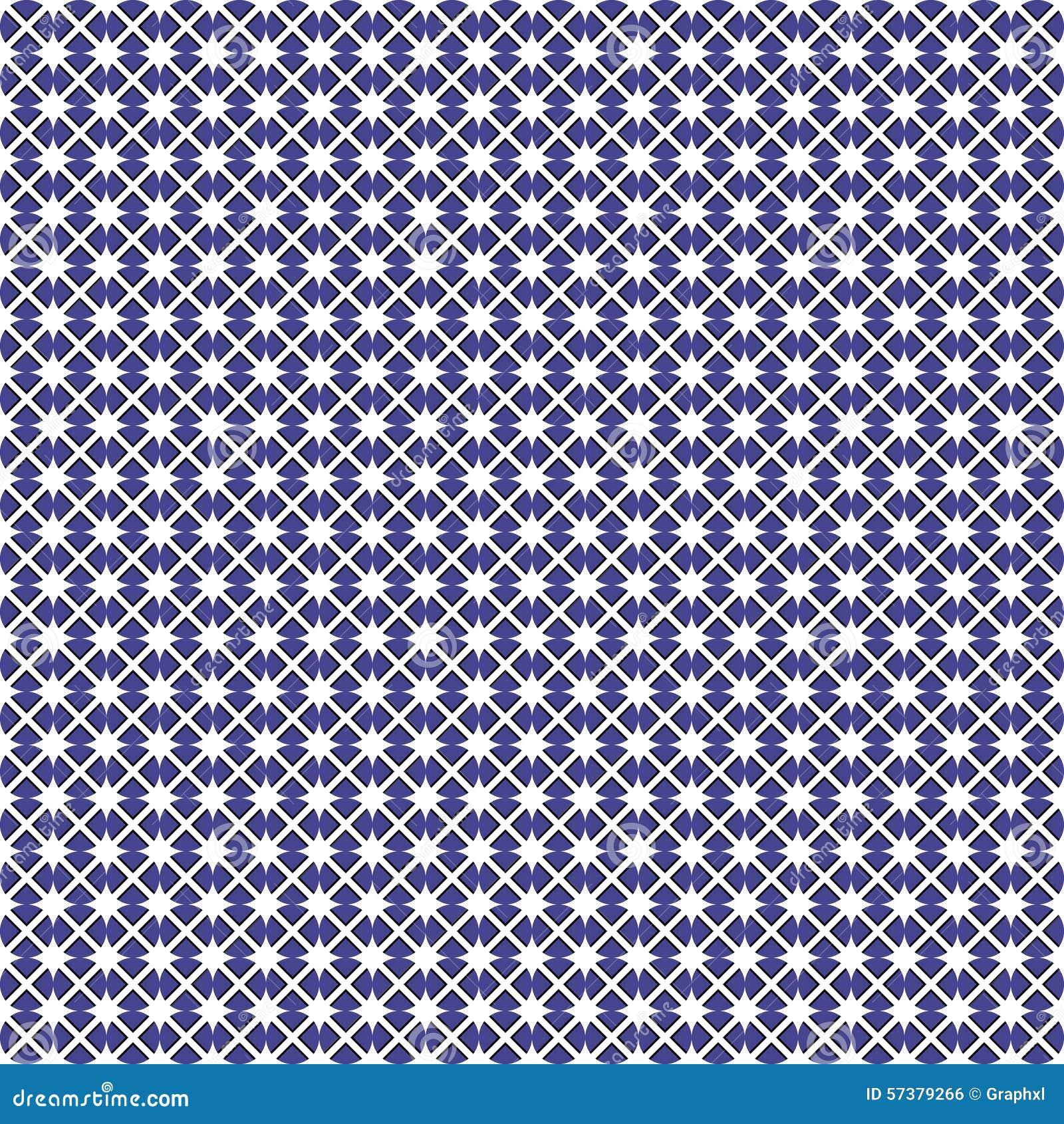 Naadloze geometrische textuur