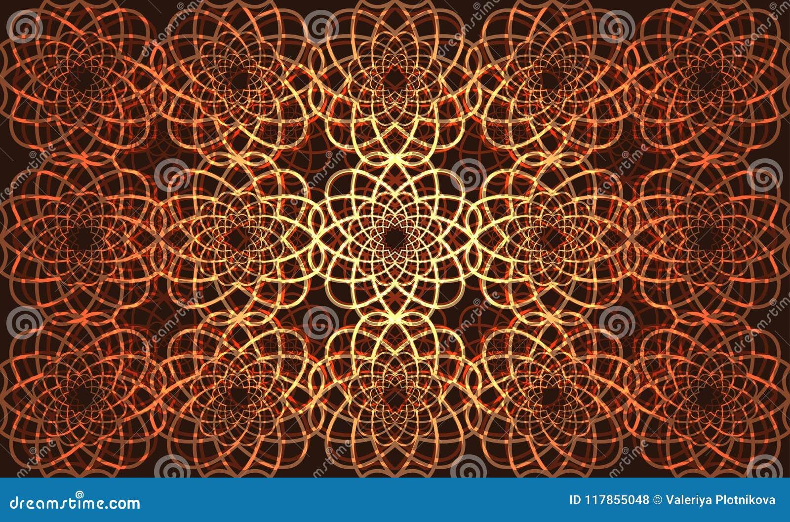 Tegels Met Patroon : Naadloze marokkaanse textuur met bloemen patroon voor tegels
