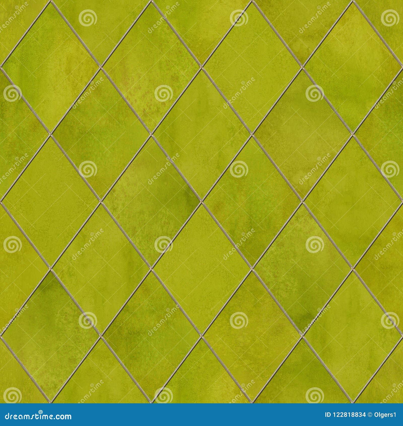 Naadloze patroon van de Argyle het geometrische waterverf